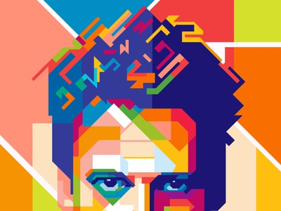 POP ART commissions commission commissioned commission open geometric design geometry pop art illustration abstract design colors colorful abstract art popart geometric beautiful abstract wpap