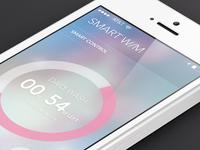 Smart W/M app design