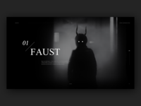 Dark Wonderland 01 : Faust