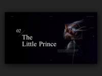 Dark Wonderland 02 : The little prince