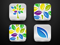 ITR iPhone Icon Variations