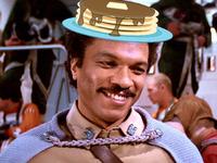 Lando's Pancake Hat