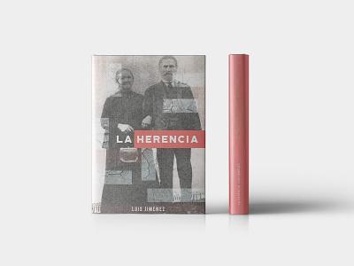 Libro - La Herencia graphic design editorial layout editorial design editorial