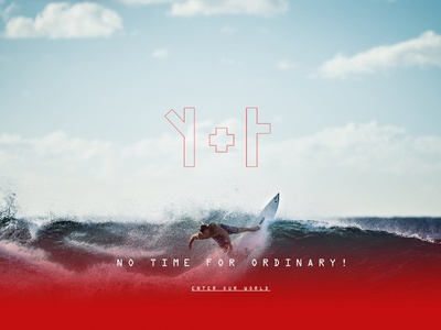 Youth + Tonic website design