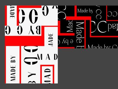 Personal Branding branding typography design