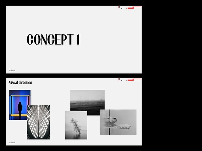 Personal Branding design presentation branding
