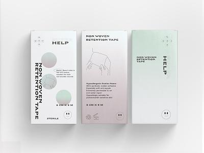 Super Help packagedesign branding
