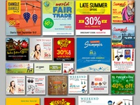social Media Ad Collections