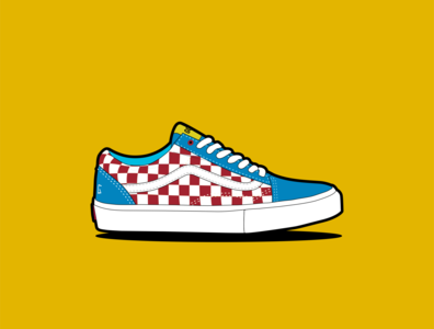 Old Skool Golf Wang Illustration