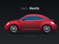 Eric's Beatle Progressing