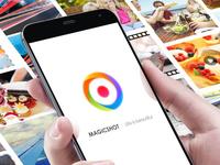MagicShot App design