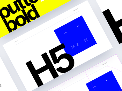 Styleguide Experiments brand book style guide fonts h5 h1 experimental typography branding experiment styleguide