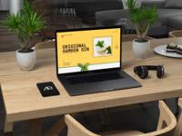 Webdesign Gin Design #2
