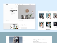 Architecture Interior Webdesign