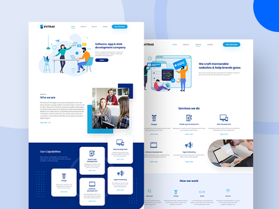 Web Agency Design ui design app development design agency web