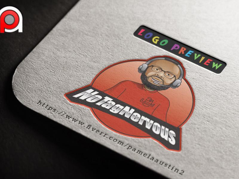 Lostinbham  2 caricature animation vector mascot logo logo illustration graphic  design design character cartoon