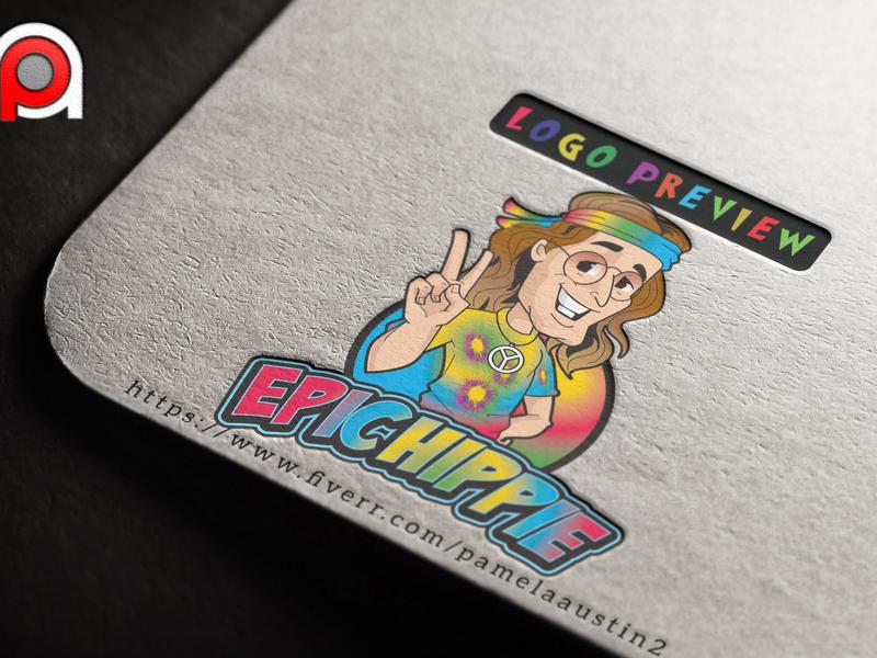 Mikeosterhout caricature animation vector mascot logo logo illustration graphic  design design character cartoon