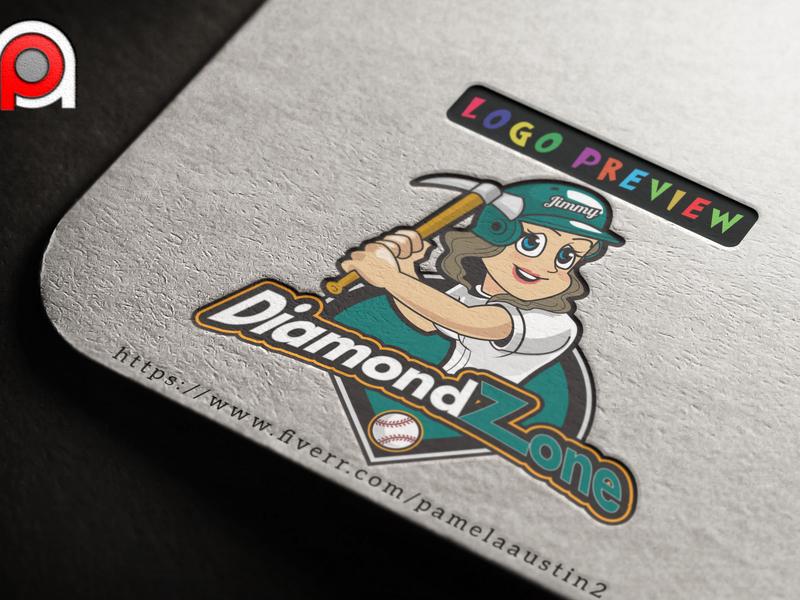 Brett Bradanini caricature animation vector mascot logo logo illustration graphic  design design character cartoon