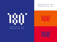 180° logo