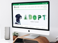 Greenville Humane Society Website