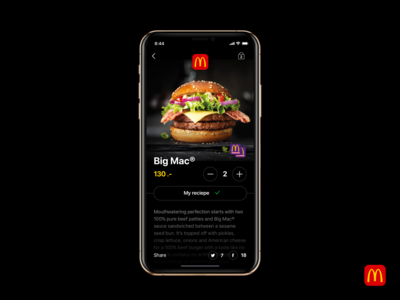 McDonald's concept refresh