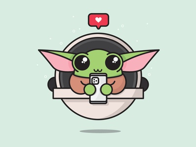 Become a Meme Star Baby Yoda Has
