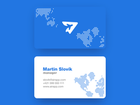 AirApp Business Card