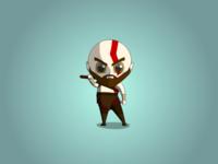 Kratos Chibi