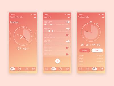Cute Alarm App