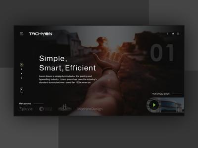 Tachyon Webdesign