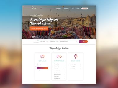 Kelebek Hotel Web Design