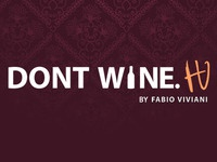 Dont Wine Logo Dribble