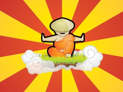 Chibi Monk