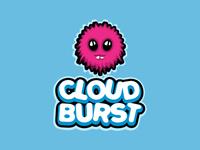 Cloud Burst Logo