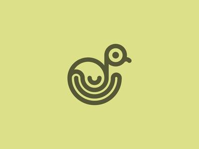 Bird in a Nest - Icon