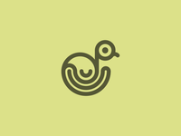 Bird in a Nest - Icon