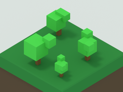 Isometric Tree