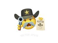 Sheriff smiley