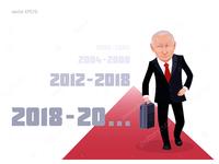 Putin and his history line