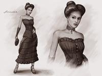 Amalia. Game character