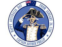Captain Arthur Fillip