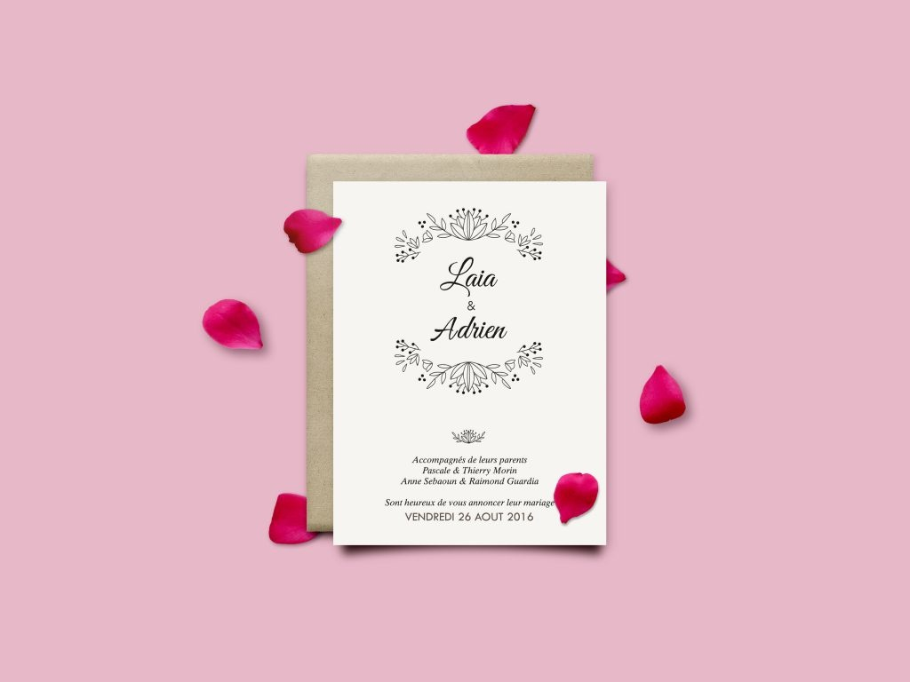 Save The Date Card beauty serigraphy illustration typography pao poster invitation design print