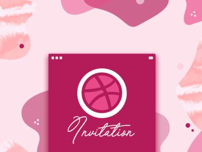 • Dribbble Invitation • welcome pleasure branding identity design identity rebound design invitaion invite dribbble