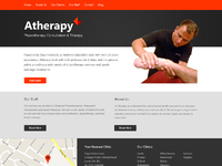 Atherapy homepage