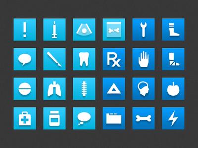 Apollo Icon - Set 2