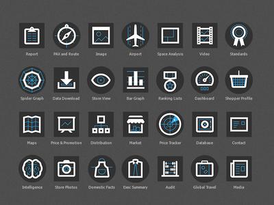 Flat Icons icons flat branding design graphic design icon