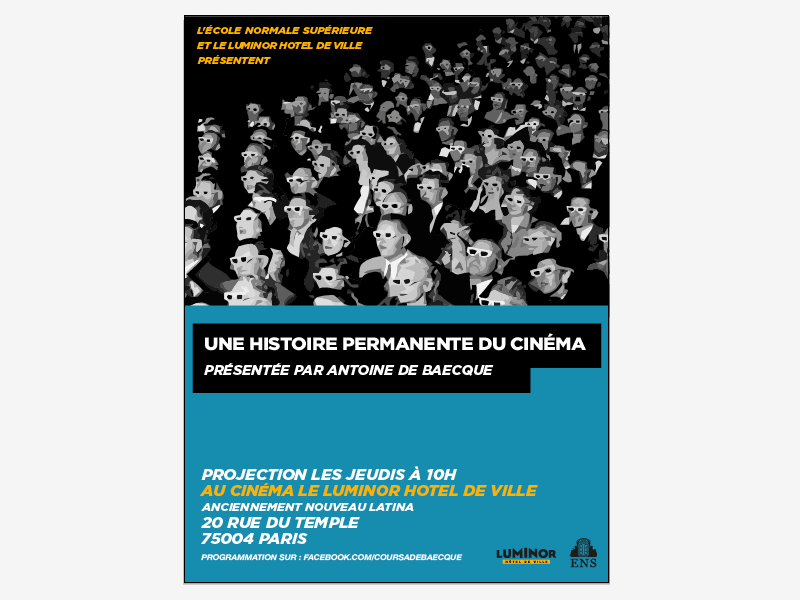 Une Histoire Permanente Du Cinéma by Anatole Zangs