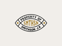 Property Of Smitshonian