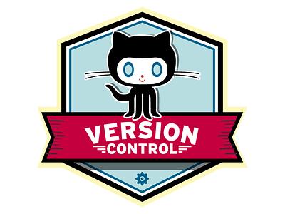 Version Control/ GIT (WIP) git version control badge