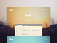 Glide js – Simple, responsive and fast jquery carousel slider by